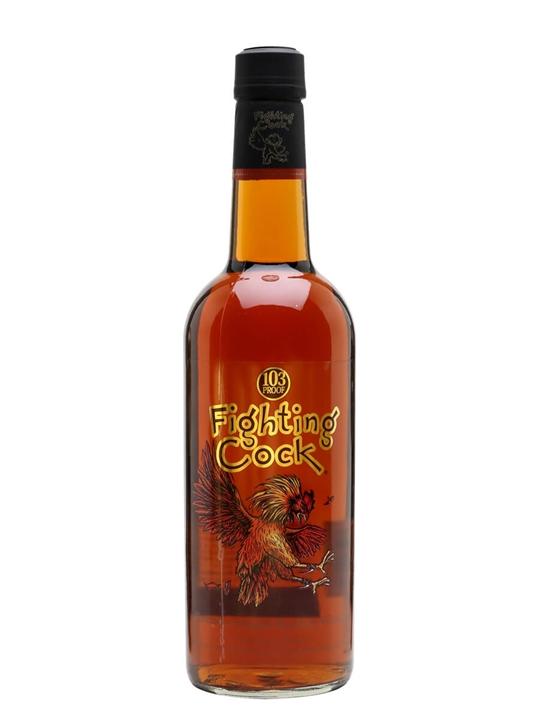 Fighting Cock Bourbon Kentucky Straight Bourbon Whiskey
