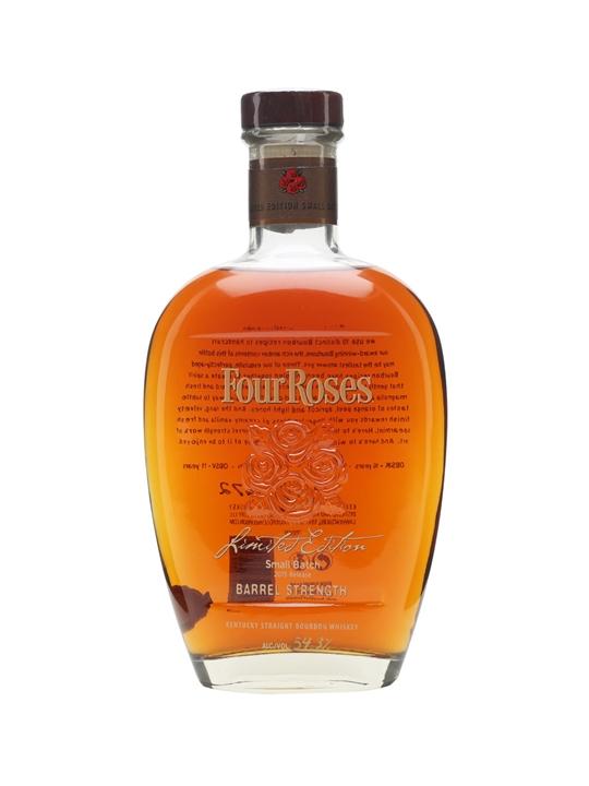 Four Roses Small Batch / Barrel Strength / Bot.2015 Kentucky Whisky