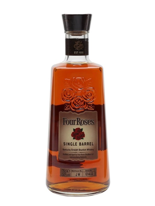 Four Roses Single Barrel Bourbon