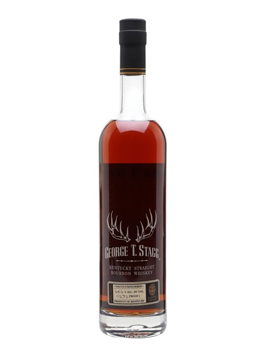 George T Stagg 2002 / Bot.2017 Kentucky Straight Bourbon Whiskey