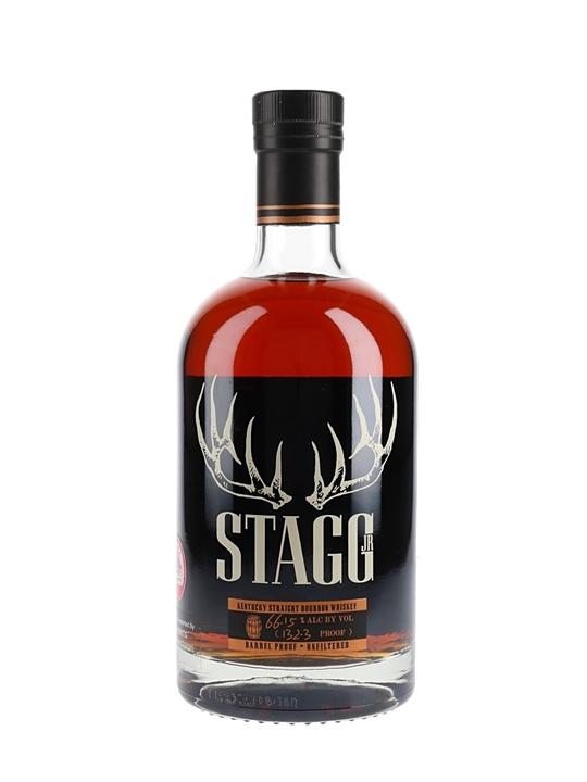 Stagg Jr. Bourbon (66.15%) Kentucky Straight Bourbon Whiskey