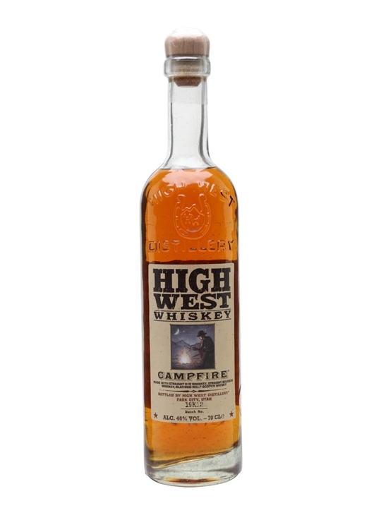 High West Campfire Blended Whiskey