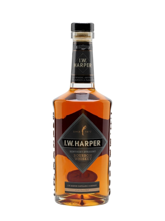 I W Harper Kentucky Straight Bourbon Whisky