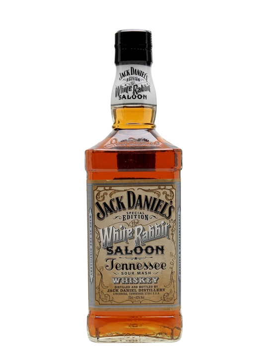 Jack Daniels White Rabbit Saloon Tennessee Whiskey
