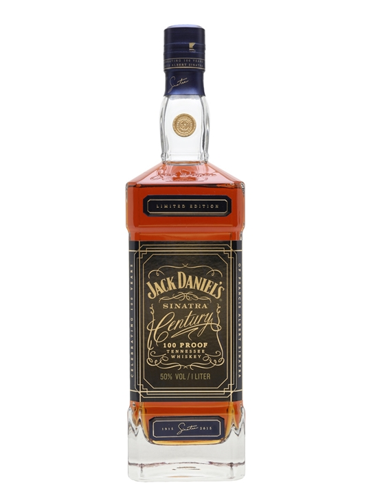 Jack Daniel's Sinatra Century Tennessee Whiskey
