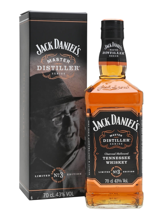 Jack Daniel's Master Distiller #3 'lem Tolley' Tennessee Whiskey