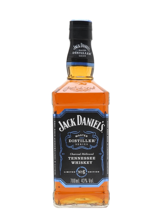 Jack Daniel's Master Distiller No 6 Tennessee Whiskey