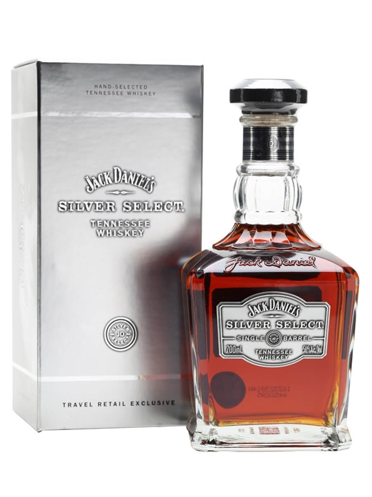 Jack Daniel's Silver Select Tennessee Whiskey