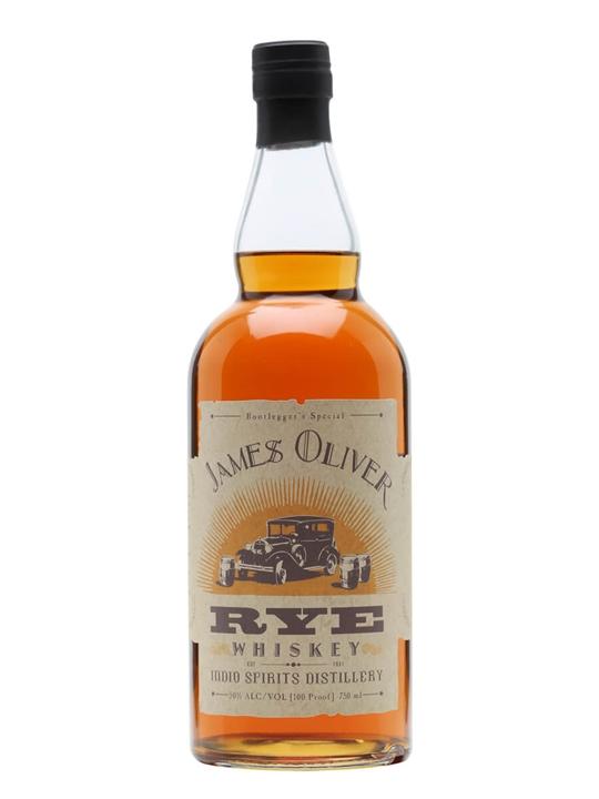 James Oliver Rye American Rye Whiskey