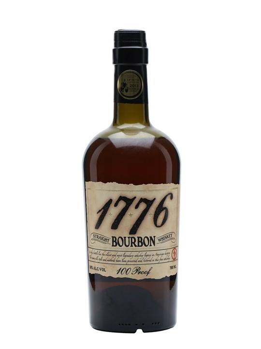 James E Pepper 1776 Bourbon Straight Bourbon Whisky
