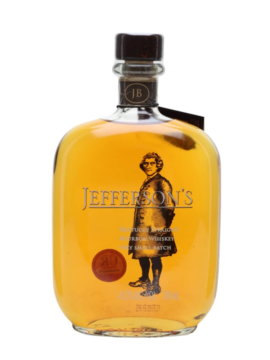 Jefferson's Bourbon Kentucky Straight Bourbon Whiskey