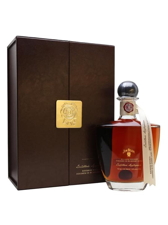 Jim Beam Distillers Masterpiece Kentucky Straight Bourbon Whiskey