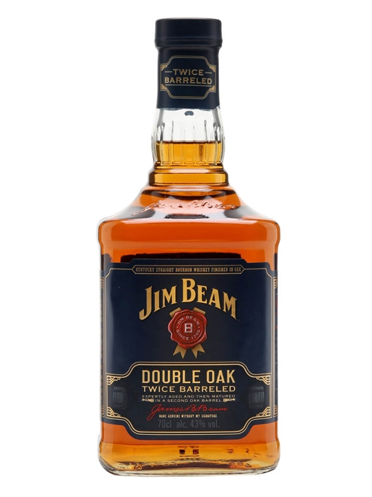 Jim Beam Double Oak Kentucky Straight Bourbon Whiskey