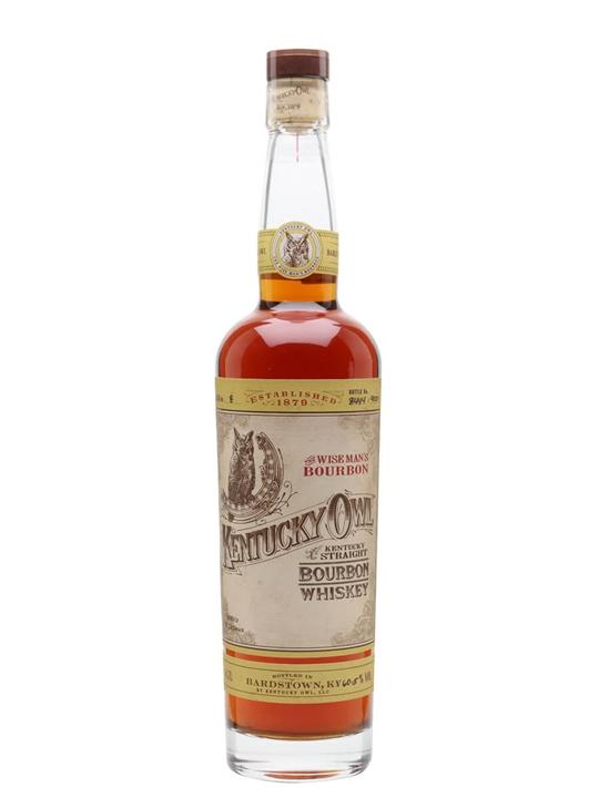Kentucky Owl Straight Bourbon / Batch 8