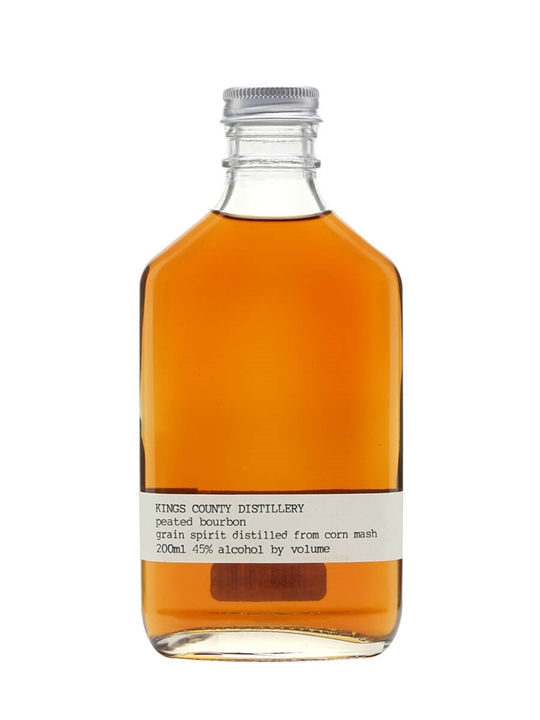 Kings County Peated Bourbon American Whiskey