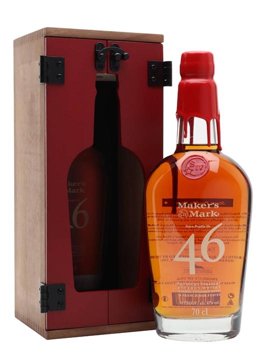 Maker's 46 / Gift Box Kentucky Straight Bourbon Whiskey