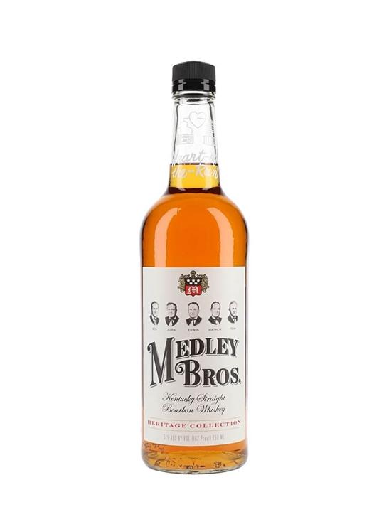 Medley Bros Bourbon Kentucky Straight Bourbon Whiskey