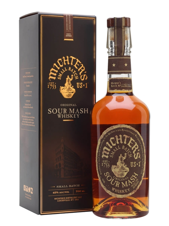 Michter's US*1 Original Sour Mash Whiskey Kentucky Sour Mash Whiskey