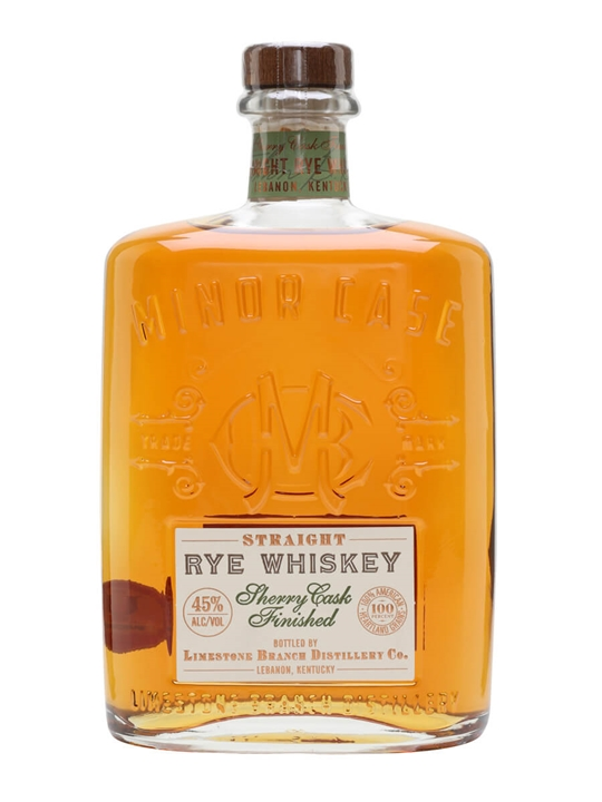 Minor Case Straight Rye Straight Rye Whiskey