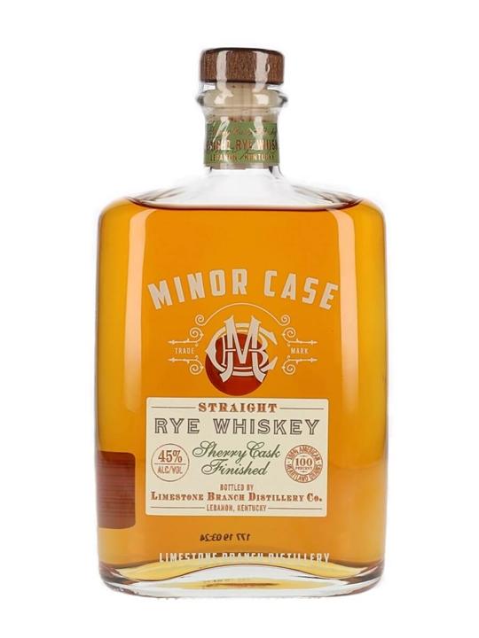 Minor Case Straight Rye Kentucky Straight Rye Whiskey