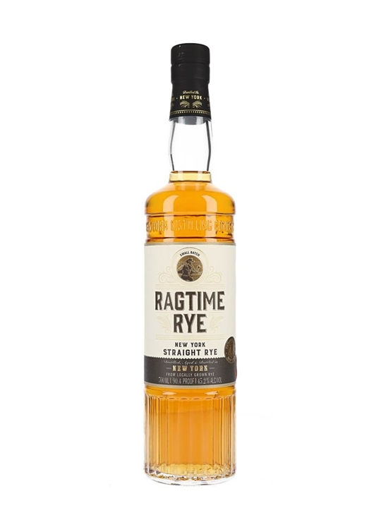 New York Ragtime Rye Whiskey American Straight Rye Whiskey