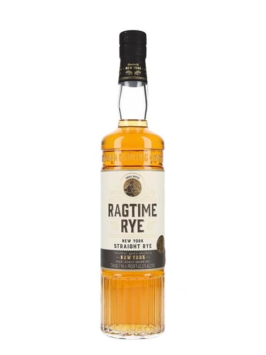 New York Ragtime Rye Whiskey American Straight Rye Whiskey
