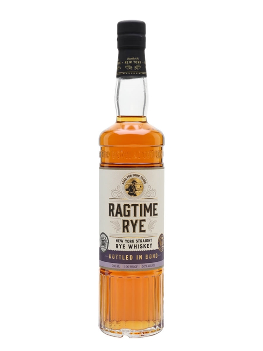 New York Ragtime Rye Bottled in Bond American Straight Rye Whiskey