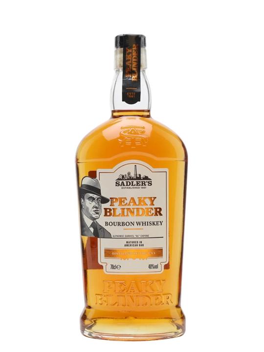 Sadler's Peaky Blinder Bourbon American Bourbon Whiskey
