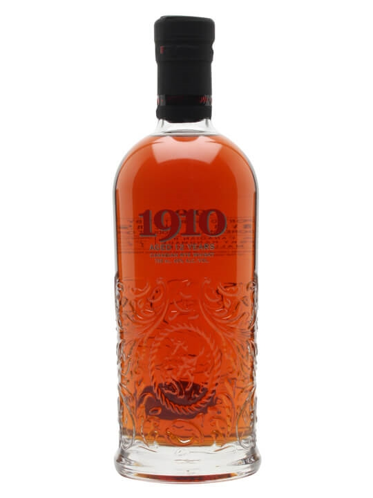 Pendleton 1910 12 Year Old Rye Whisky