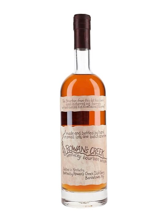 Rowan's Creek Small Batch Kentucky Straight Bourbon Whiskey