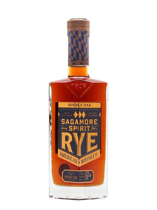 Sagamore Double Oak Rye American Rye Whiskey
