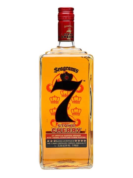 Seagram's 7 Stone Cherry Liqueur