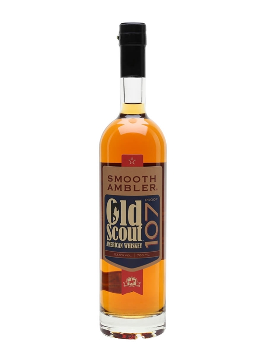 Smooth Ambler Old Scout American Whiskey 107 American Whiskey