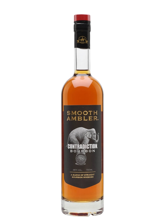 Smooth Ambler Contradiction American Bourbon Whiskey
