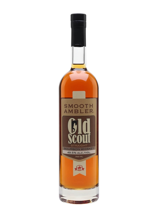 Smooth Ambler Old Scout 5 Year Old Bourbon