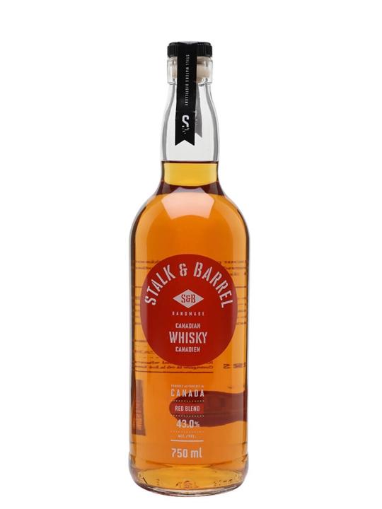 Stalk & Barrel Red Blend Canadian Whisky Canadian Whisky