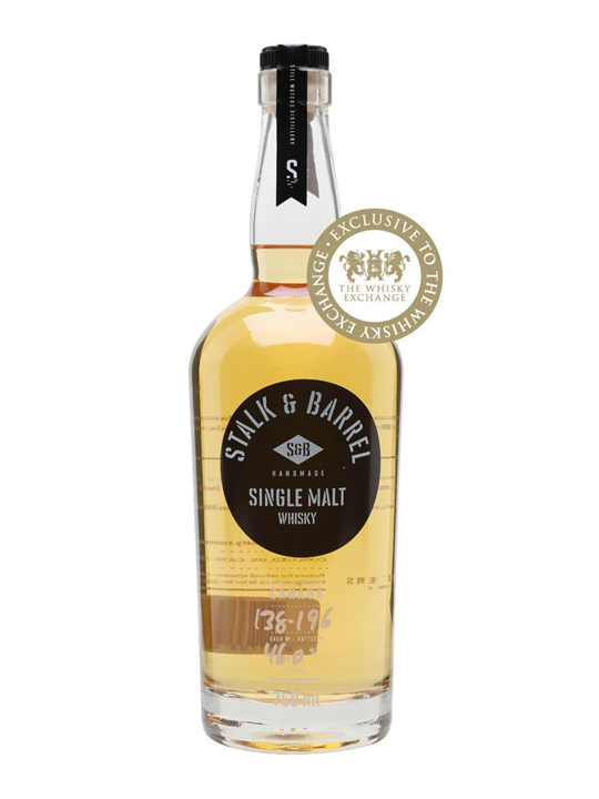 Stalk & Barrel Single Malt Whisky Canadian Single Malt Whisky