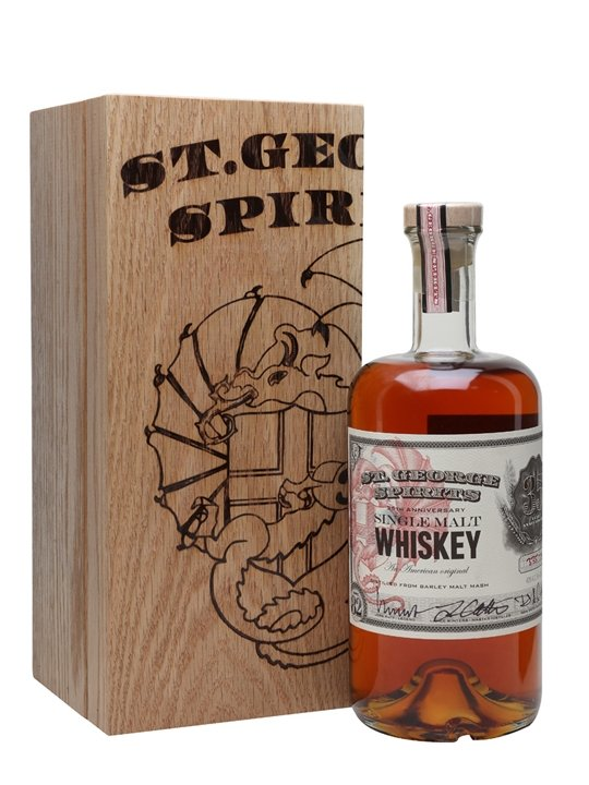 St George Distillery 35th Anniversary Single Malt