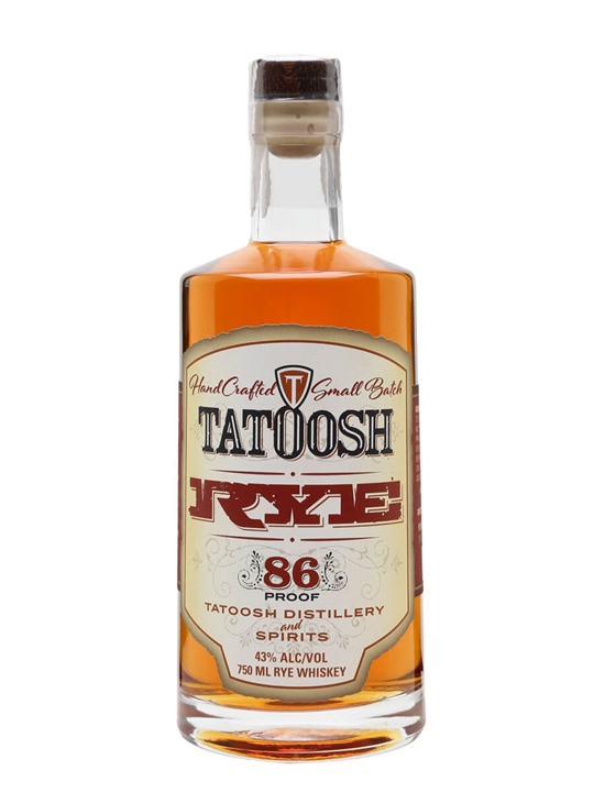 Tatoosh Rye American Whiskey