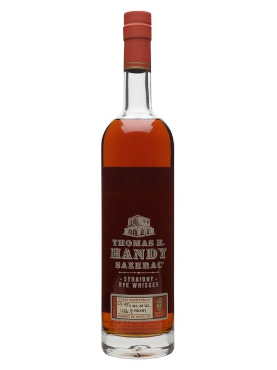 Thomas H Handy Sazerac Rye / Bot.2015 Kentucky Straight Rye Whiskey