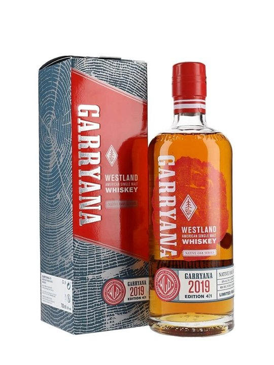 Westland Garryana / 2019 Release American Single Malt Whiskey