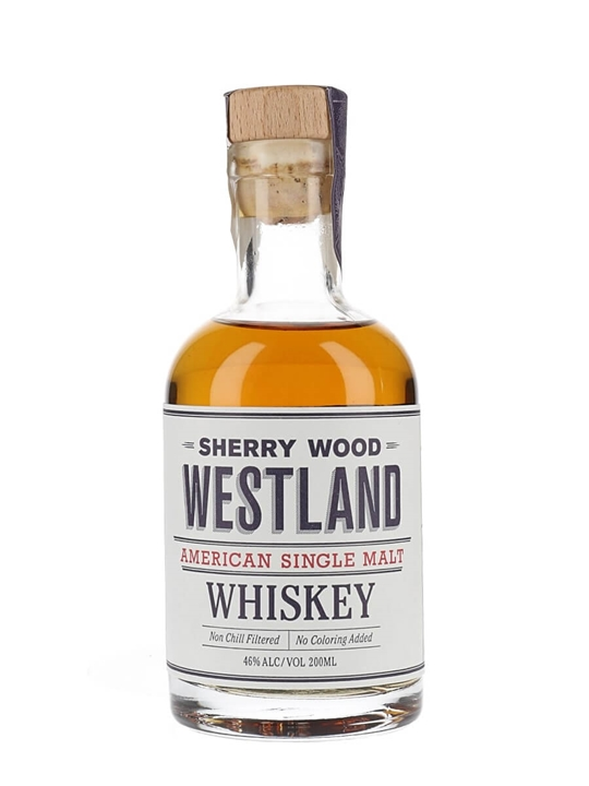 Westland Sherry Wood Single Malt / Small Bottle