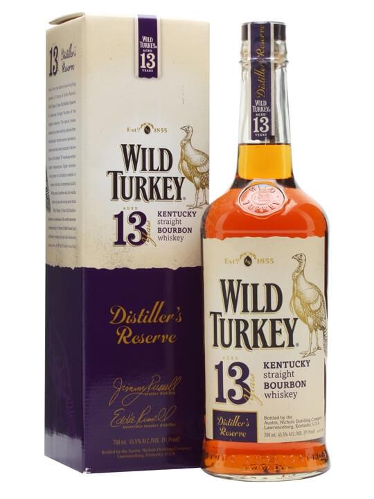 Wild Turkey 13 Year Old / Distiller's Reserve