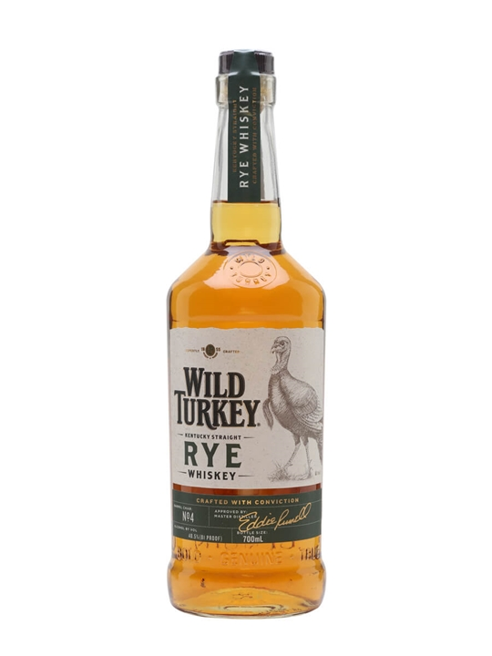 Wild Turkey Rye Kentucky Straight Rye Whiskey