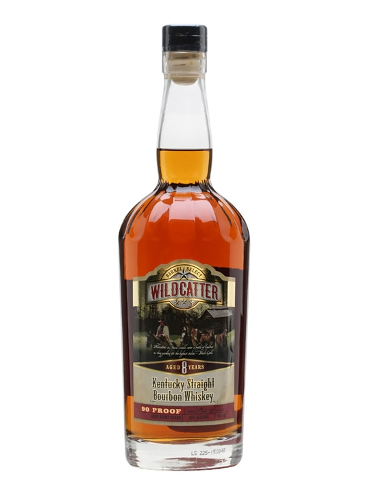 Wildcatter 8 Year Old Kentucky Straight Bourbon Whiskey