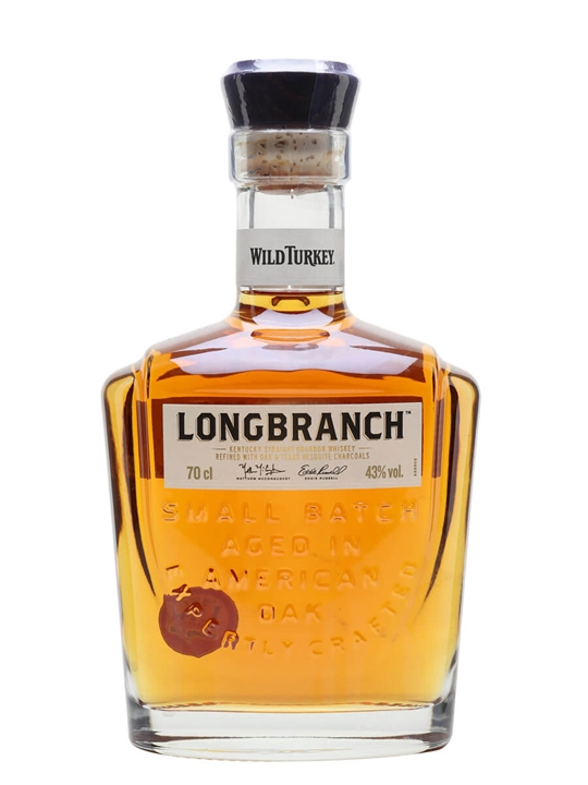 Wild Turkey Longbranch Kentucky Straight Bourbon Whiskey