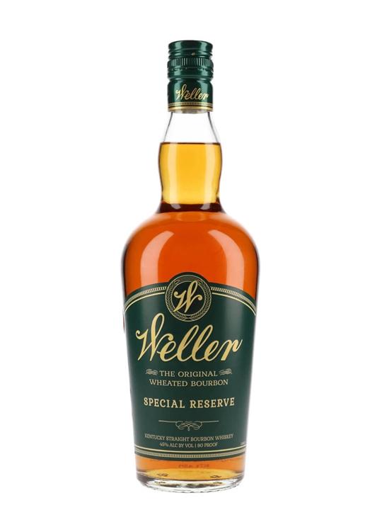 W L Weller Special Reserve Kentucky Straight Bourbon Whisky