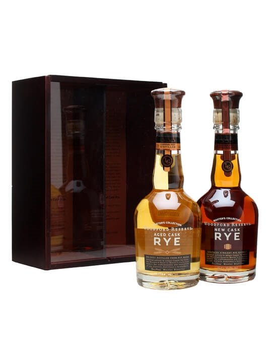 Woodford Reserve Master's Collection / New & Aged Cask Rye