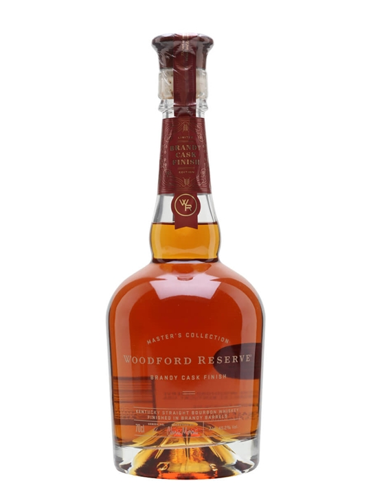 Woodford Reserve Masters / Brandy Cask Finish