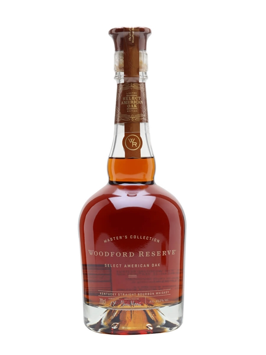 Woodford Reserve American Oak Kentucky Straight Bourbon Whiskey